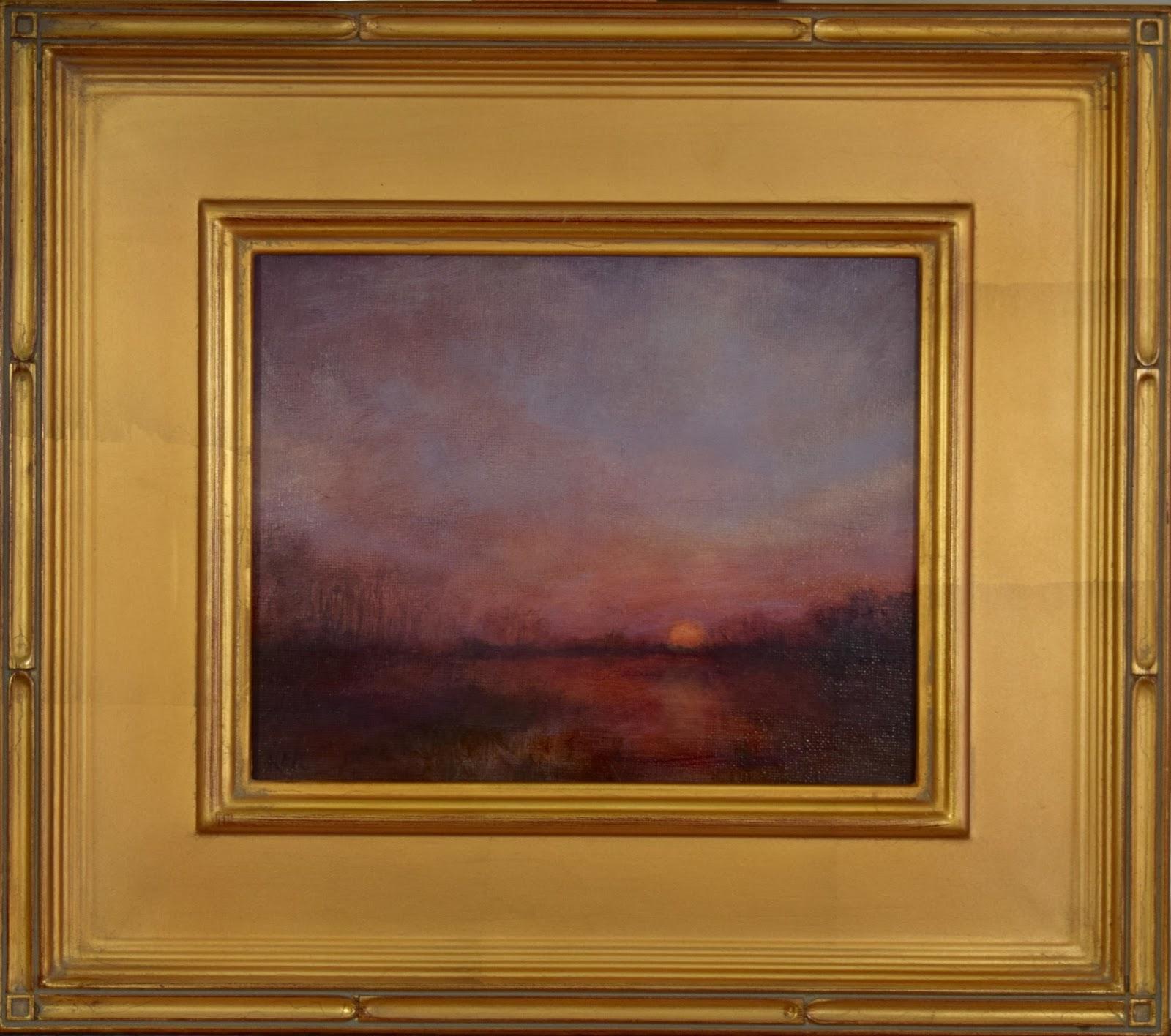 Karen F. Rose ~ My Painting Journey: Karen F. Rose Artist at Ponte ...