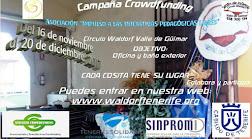 NUESTRA PLATAFORMA DE CROWDFUNDING