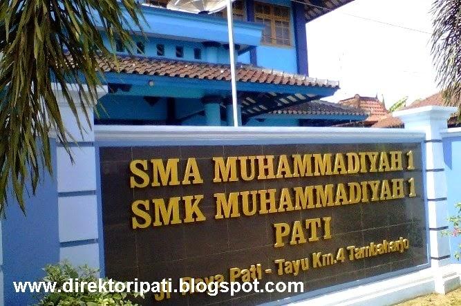 SMA SMK Muhammadiyah 1 Pati