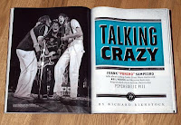 "Talking Crazy - Guitar World"" 2/2013"