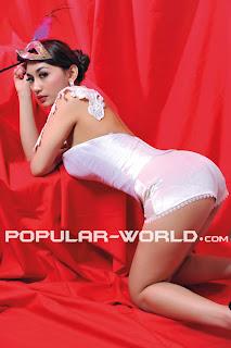 Bella Dina for Popular World Magazine, April 2012