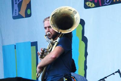 Sziget Festival 2011,La Brass Banda