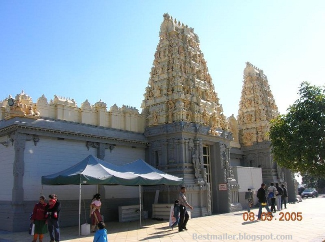 Wonderful Indian Temples Abroad.7