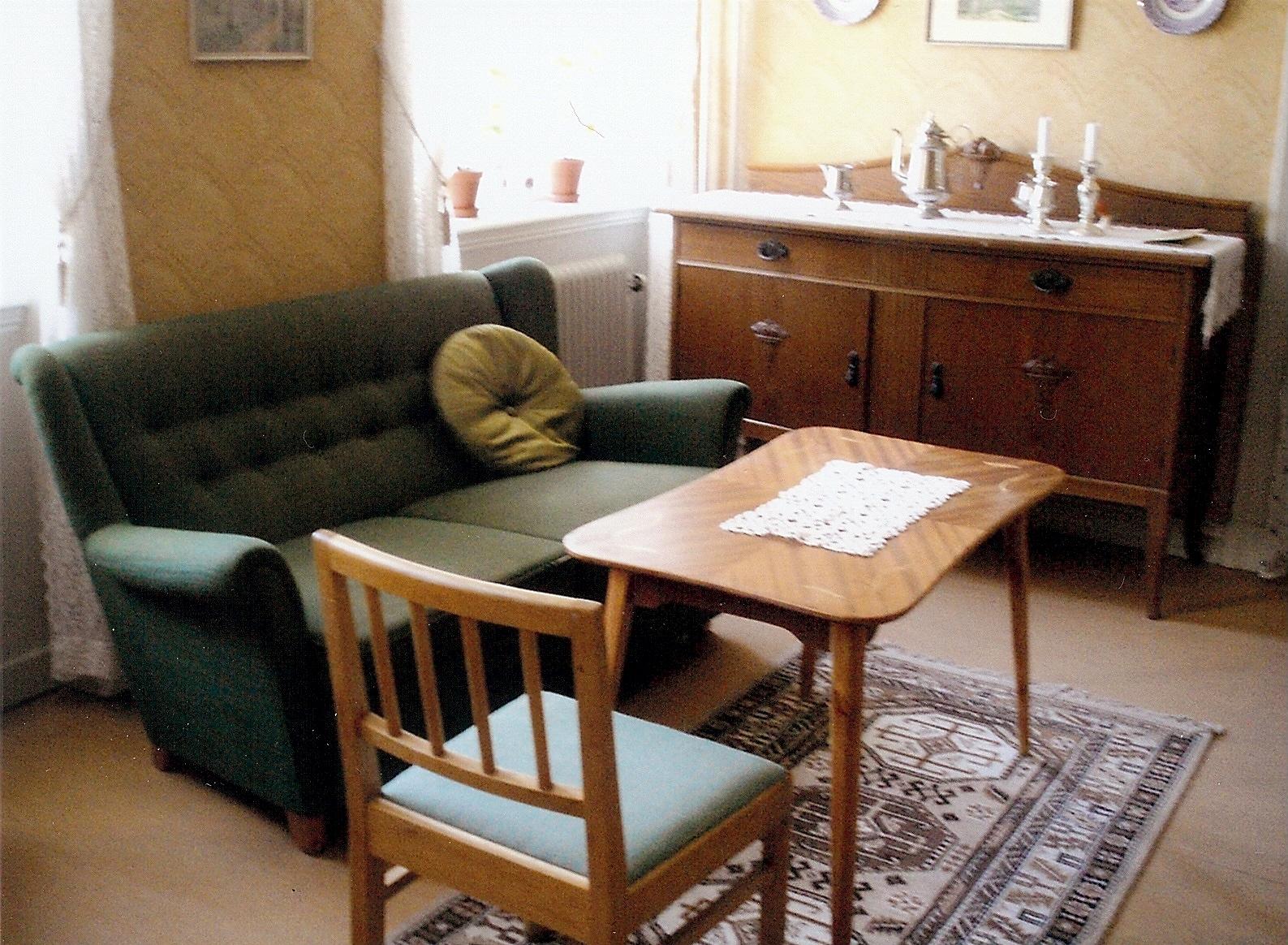 Nostalgorama: ett hem på 1950 talet