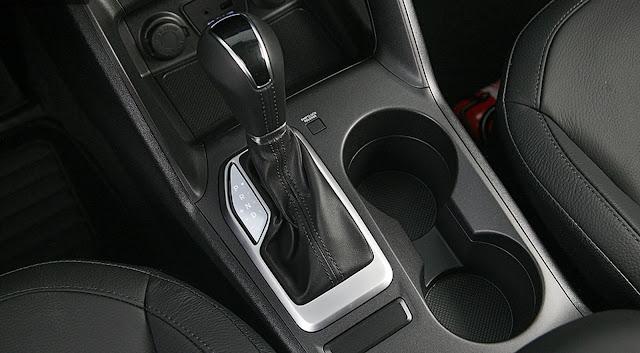 Novo Hyundai ix35 2016 - câmbio automático de seis marchas
