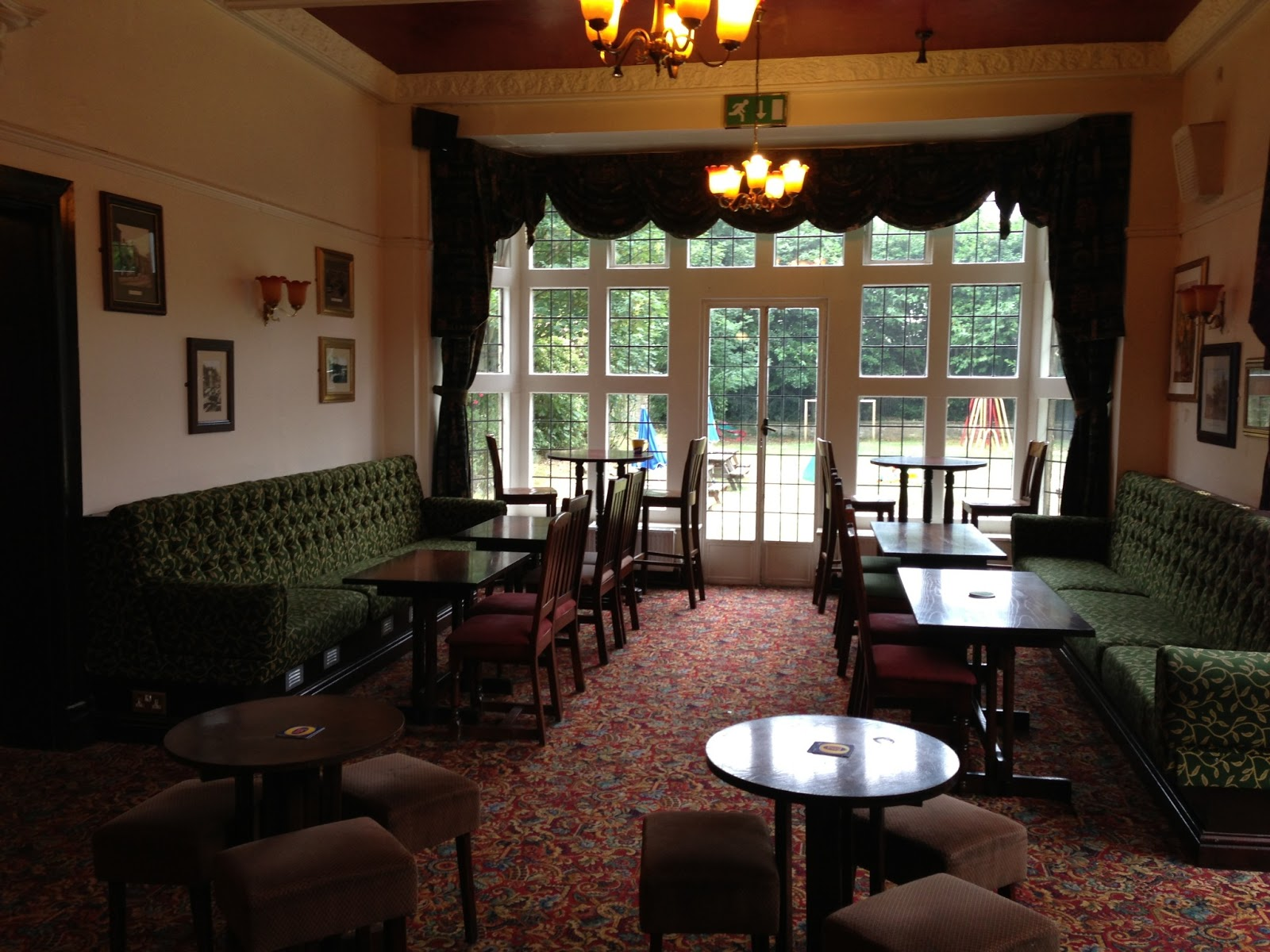 Pubs With Function Rooms Nottingham