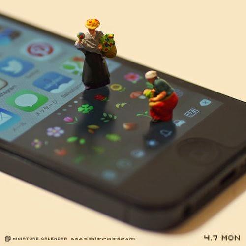 17-Flower-Garden-Tatsuya-Tanaka-Miniature-Calendar-Worlds-www-designstack-co