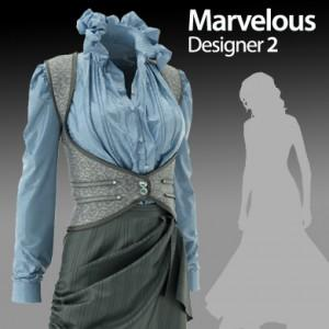 Marvelous Designer 2 Full Crack - Mediafire