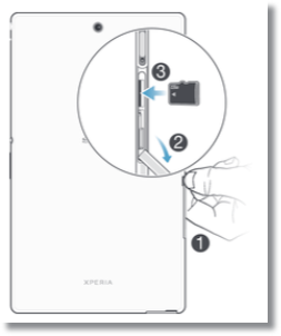sony xperia instruction manual