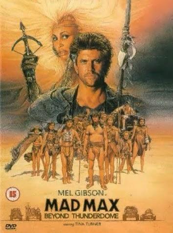 Mad Max Beyond Thunderdome 1985 Dual Audio HDTV Rip 480p 300mb