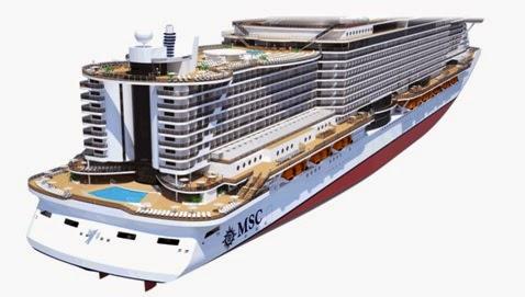"""MSC Crociere seleziona personale per le """"navi del futuro"""""""