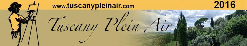 Tuscany Plein Air