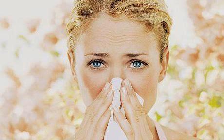 HAY FEVER an allergy