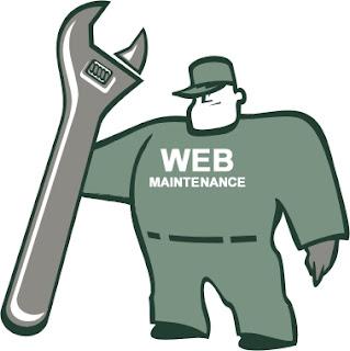 Cara Membuat Halaman Maintenance di Blog
