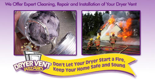 Prevent Dryer Fires