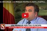 Nașul TV: Un primar (evanghelic) pentru Europa - Invitați: Prof. Ioan Panican și Ioan Stegeran