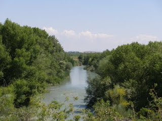 Río Gállego Zuera