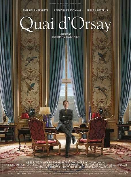 Crónicas Diplomáticas. Quay D'Orsay