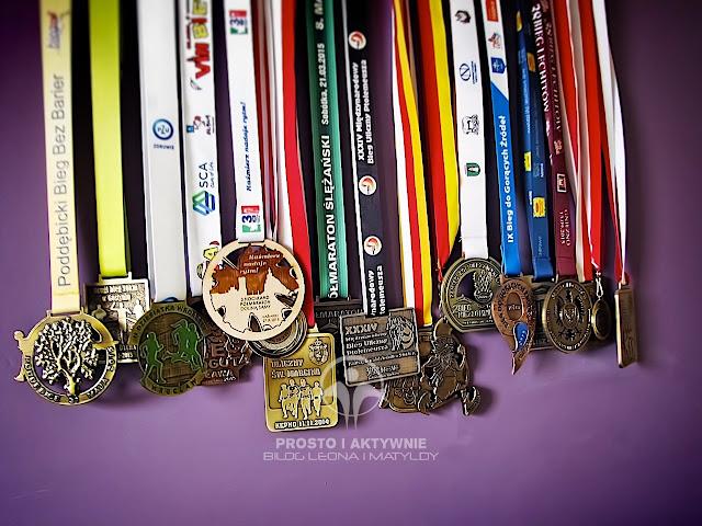 Nasza kolekcja medali