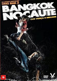 Filme Poster Bangkok Nocaute DVDRip XviD Dual Audio & RMVB Dublado