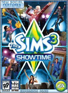 Download The Sims 3: Showtime PC Completo + Crack FLT 2012
