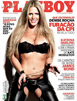 Playboy Denise Rocha