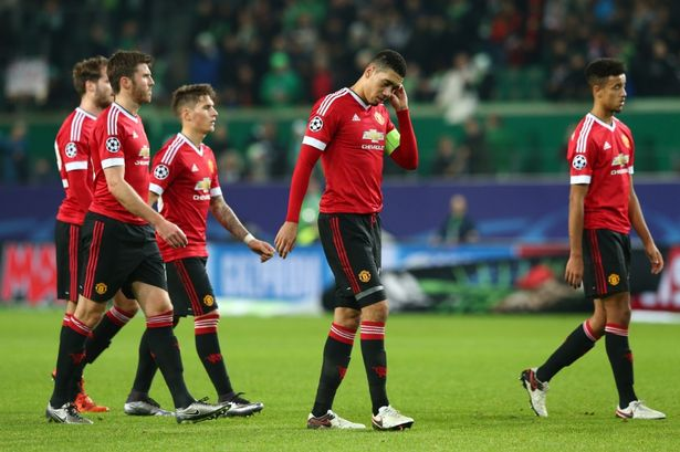 Going backwards: United are lacking in confidence
