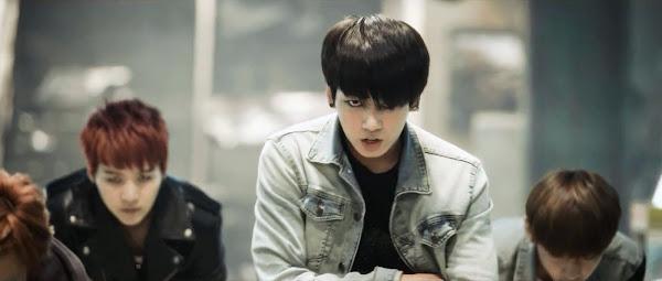 BTS Jungkook Danger