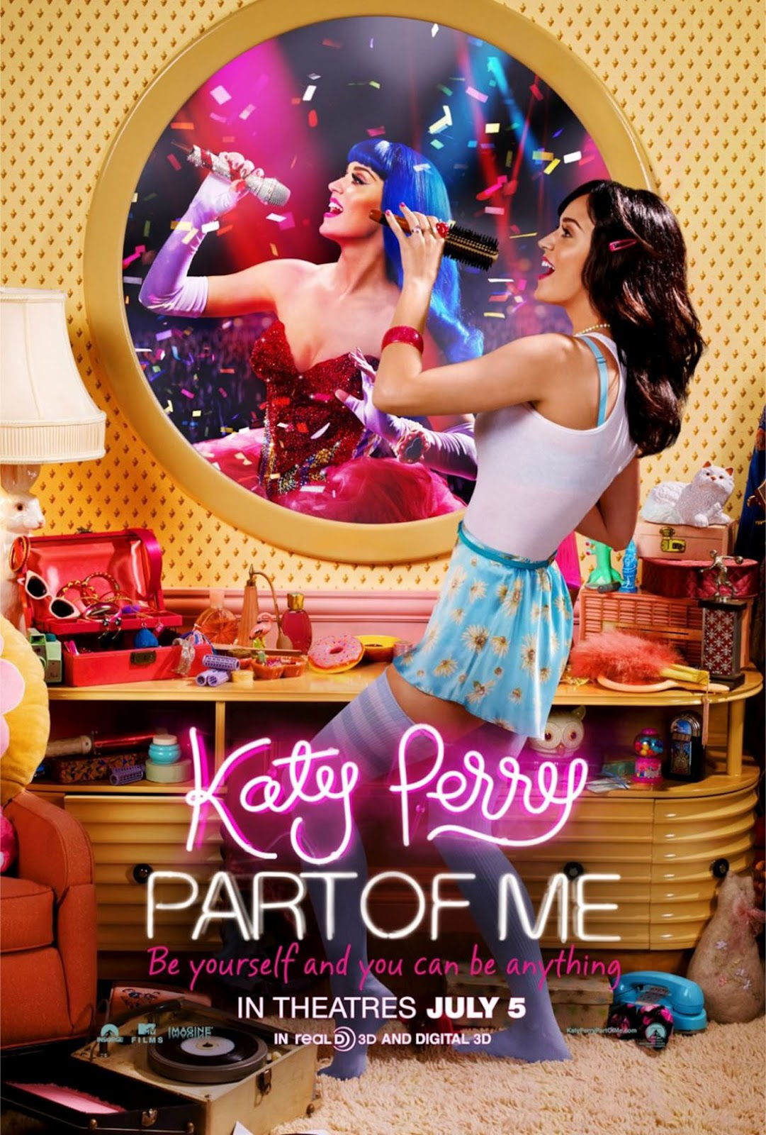 Watch Katy Perry: Part of Me Movie Online Free 2012