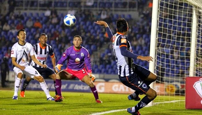 Monterrey vs Altamira en vivo