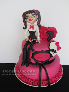 birthday cake monster high