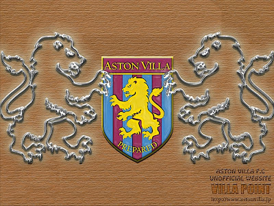 Aston Villa Big Poster