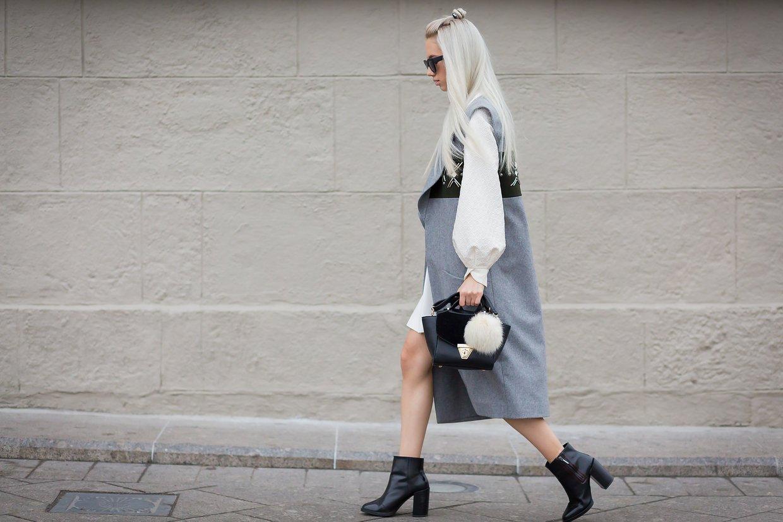 Passos De Moda Moda Nas Ruas