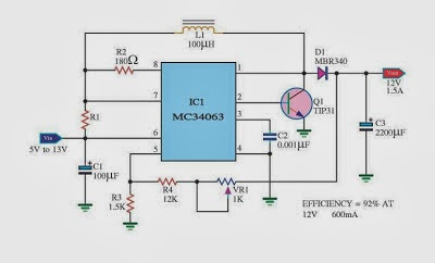 MOSFET Driver for MC
