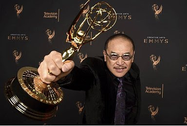 Grandmaster James Lew Wins an Emmy!