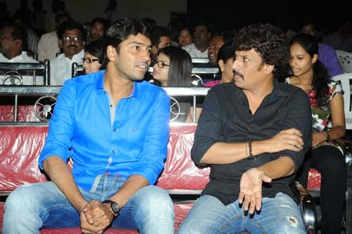 Panchamukhi Telugu Movie Audio Launch Photos