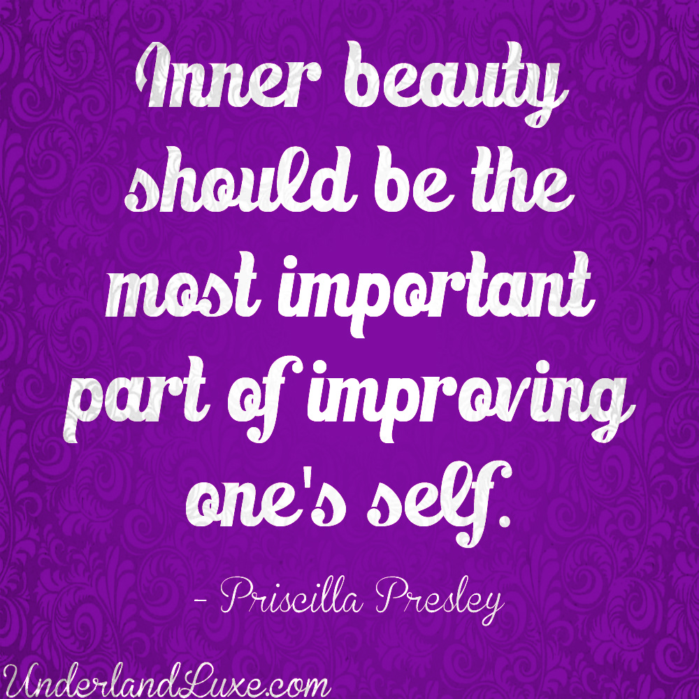 inner and physical beauty How to find your inner beauty it is often said that beauty is in the eye of the beholder, but there are numerous physical and mental benefits to working toward your own version of inner beauty focusing on what you enjoy about your.