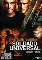 Filme Soldado Universal Juízo Final Dublado AVI DVDRip