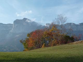 chartreuse photos montagne automne