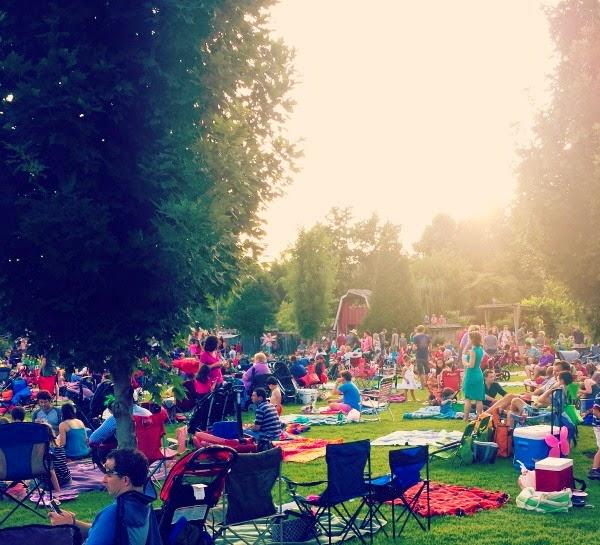 Firefly Fling 2014 --Botanical Garden of the Ozarks in Fayetteville, AR