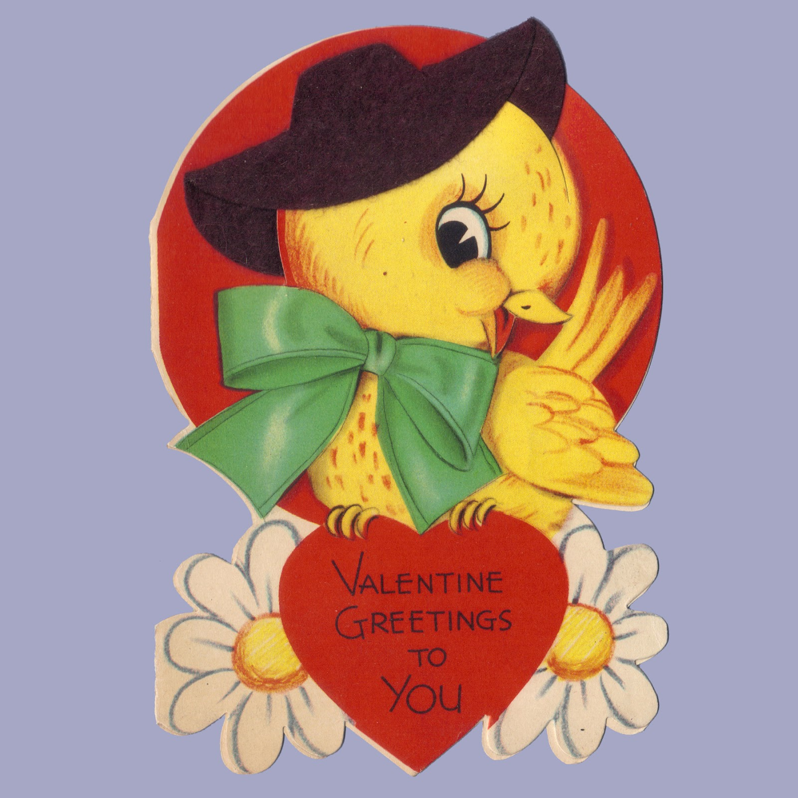 Vintage Valentine Museum Maker