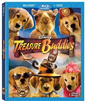 Buddies Cazadores de Tesoros Descargar 720p HD Español Latino Dual BRRip 2012