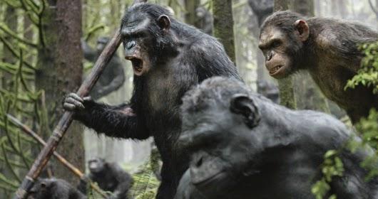 'El planeta de los simios: confrontación', de Matt Reeves