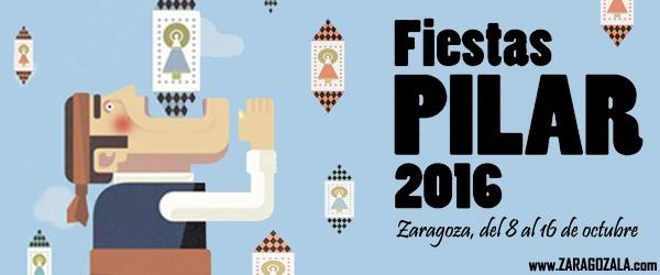 Programa Fiestas del Pilar 2017