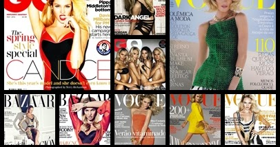 hot or not candice swanepoel covers