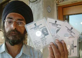 Apply for voter id card in punjab