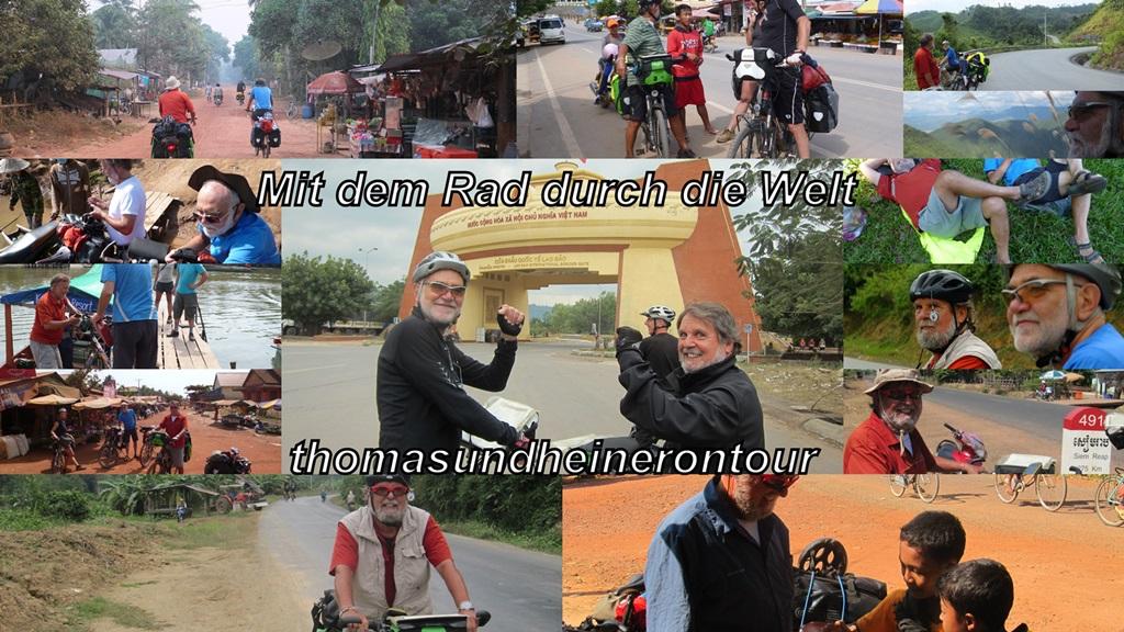 Thomas und Heiner on Tour