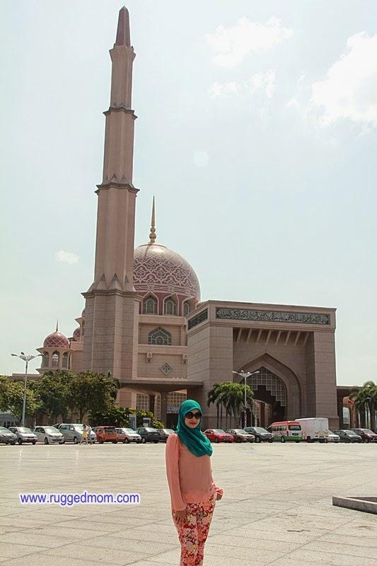 Wordless Wednesday Masjid Putra Putrajaya