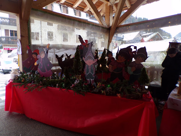 Nos marchés de Noel dans la Vallée