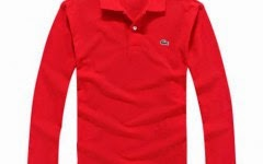 Polo Shirt With Alligator Logo